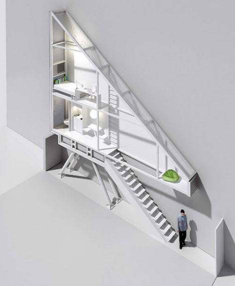 Keret-Narrow-House