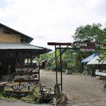 Museum 'Sisa Hartaku' Dusun Pentung (Gunung Merapi)
