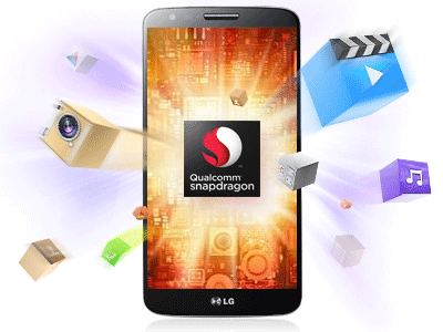 Qualcomm® Snapdragon™ 800 Processor