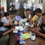 Di kopdar teman-teman Blogger Reporter, ASUS setia menemani aktivitasku.
