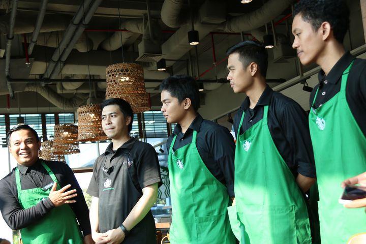 Starbucks Indonesia Buka Store Baru di JI-Expo Kemayoran 9
