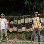 Ide Abah Iwan dalam memanfaatkan karung goni turut memberdayakan ekonomi kreatif masyarakat Cinumpang