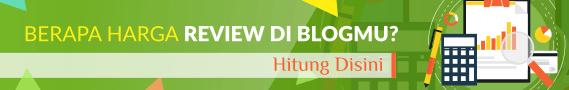 Berapa Harga Blog Review