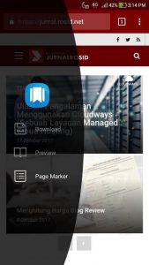 Fitur Page Marker ZenUI 4.0