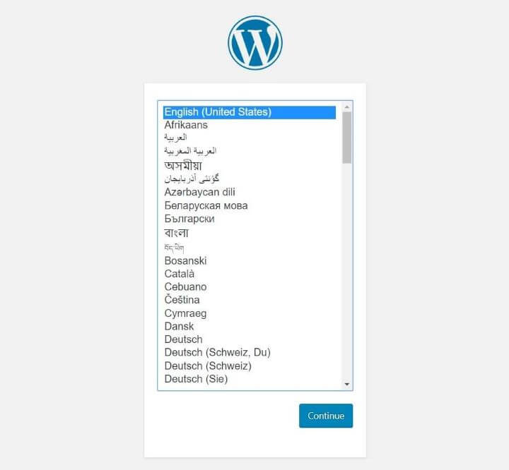 Cara Install WordPress di Cleaver VPS Manager 4